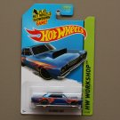 Hot Wheels 2014 HW Workshop '68 Dodge Dart (blue)