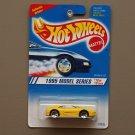 Hot Wheels 1995 Model Series Ferrari 355 (yellow)