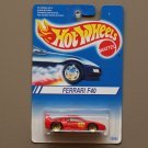Hot Wheels 1994 Model Series Ferrari F40 (red)