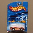 Hot Wheels 2002 Collector Series Porsche 911 GT1-98 (orange) (SEE CONDITION)