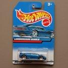 Hot Wheels 2000 Collector Series Lamborghini Diablo (blue)