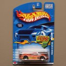 Hot Wheels 2002 Collector Series Porsche 911 GT1-98 (orange)