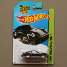 Hot Wheels 2015 HW Workshop Porsche 934 Turbo RSR (black)