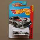 Hot Wheels 2015 HW Race SRT Viper GTS-R (silver)