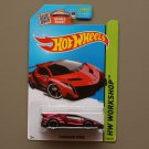 Hot Wheels 2015 HW Workshop Lamborghini Veneno (red)