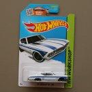 Hot Wheels 2015 HW Workshop '69 Chevelle SS 396 (white)