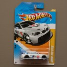 Hot Wheels 2012 New Models BMW M3 GT2 (white)