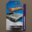 Hot Wheels 2013 HW Showroom '64 Corvette Sting Ray (pearlescent blue)