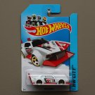 Hot Wheels 2014 HW City Mad Manga (white)