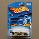 Hot Wheels 2001 First Editions Ford Focus (black)