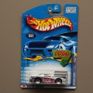 Hot Wheels 2002 Sweet Rides Series Mustang Cobra (silver)