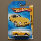 Hot Wheels 2009 New Models Ferrari 250 GTO (yellow)