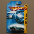 Hot Wheels 2007 New Models Shelby Cobra Daytona Coupe (teal)