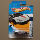 Hot Wheels 2012 HW All Stars Lamborghini Gallardo LP 570-4 Superleggera (silver)