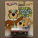 Hot Wheels Nostalgia Hanna-Barbera Yogi Bear '64 GMC Panel