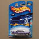 Hot Wheels 2003 Pride Rides 1957 Cadillac Eldorado (purple) (SEE CONDITION)
