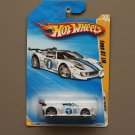 Hot Wheels 2009 HW Premiere Ford GT LM (white) (SEE CONDITION)