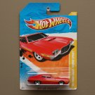 Hot Wheels 2011 HW Premiere '72 Ford Gran Torino Sport (red)