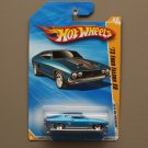 Hot Wheels 2010 HW Premiere '73 Ford Falcon XB (blue) (SEE CONDITION)