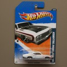 Hot Wheels 2011 Muscle Mania '69 Ford Torino Talladega (white)