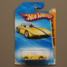 Hot Wheels 2010 HW Premiere '62 Ford Mustang Concept (yellow) (see condition)