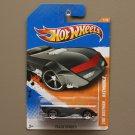 Hot Wheels 2011 Track Stars The Batman Batmobile (black)