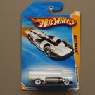 Hot Wheels 2010 HW Premiere Salt Shaker (black/white)
