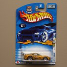 Hot Wheels 2002 First Editions Super Tsunami (gold)