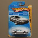 Hot Wheels 2010 HW Premiere '81 Delorean DMC-12 (silver) (SEE CONDITION)