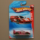 Hot Wheels 2010 Race World Speedway Saleen S7 (red)