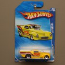 Hot Wheels 2010 HW Performance '41 Willys (yellow) (SEE CONDITION)