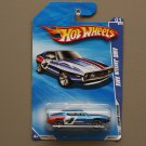 Hot Wheels 2010 Muscle Mania AMC Javelin AMX (blue) (SEE CONDITION)