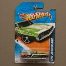 Hot Wheels 2010 Muscle Mania AMC Javelin AMX (green)