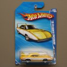 Hot Wheels 2010 Muscle Mania '70 Plymouth Superbird (yellow) (SEE CONDITION)