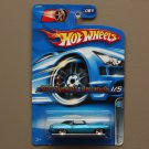 Hot Wheels 2006 Mopar Madness '70 Plymouth Barracuda (blue)