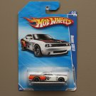 Hot Wheels 2010 HW Performance '08 Dodge Challenger SRT8 (white) (SEE CONDITION)
