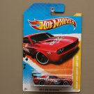 Hot Wheels 2011 HW Premiere Dodge Challenger Drift Car (red)