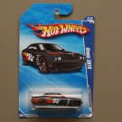 Hot Wheels 2010 HW Performance '08 Dodge Challenger SRT8 (black) (SEE CONDITION)