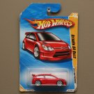 Hot Wheels 2010 HW Premiere Citroen C4 Rally (red) (SEE CONDITION)