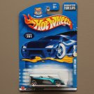 Hot Wheels 2002 Collector Series Lotus Elise 340R (teal) (see condition)