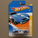 Hot Wheels 2011 HW Premiere '69 COPO Corvette (blue)