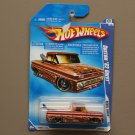 Hot Wheels 2009 Rebel Rides Custom '62 Chevy (copper) (SEE CONDITION)