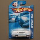 Hot Wheels 2008 HW All Stars '62 Chevy (white) (see condition)