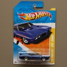 Hot Wheels 2011 HW Premiere '70 Pontiac GTO Judge (blue)