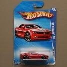 Hot Wheels 2010 HW Garage '10 Camaro SS (red)