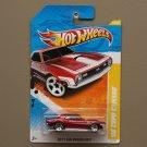 Hot Wheels 2011 HW Premiere '68 COPO Camaro (red)