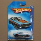 Hot Wheels 2009 Dream Garage '67 Camaro (blue) (SEE CONDITION)