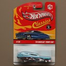 Hot Wheels 2009 Classics Series 5 '59 Cadillac Funny Car (blue) (see condition)