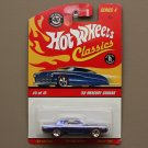 Hot Wheels 2008 Classics Series 4 '68 Mercury Cougar (blue)