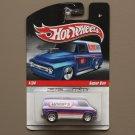 Hot Wheels 2010 Delivery Super Van (purple) (SEE CONDITION)